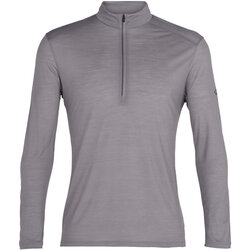 Icebreaker Amplify Long Sleeve 1/2 Zip Shirt - Men's
