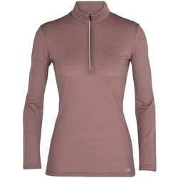 Icebreaker Amplify Long Sleeve 1/2 Zip Shirt - Women's