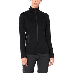 Icebreaker Elemental Realfleece Long Sleeve Zip Jacket - Women's