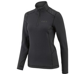 Garneau 6000 Heavyweight Zip Base Layer Top - Women's