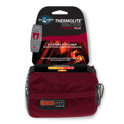 Sea to Summit Thermolite Reactor Compact Plus Sleeping Bag Liner (adds up to 11C)