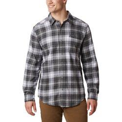Columbia Boulder Ridge™ Long Sleeve Flannel - Men's
