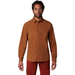 Mountain Hardwear Riveter Twill™ Long Sleeve Shirt - Men's