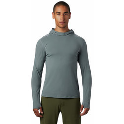 Mountain Hardwear Crater Lake™ Long Sleeve Hoody - Men's