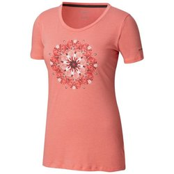 Columbia Butterfly Wing™ Medallion Tee - Women's