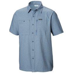 Columbia Pilsner Peak™ III Short Sleeve Shirt - Men's