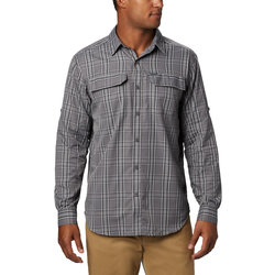 Columbia Silver Ridge™ 2.0 Plaid Long Sleeve Shirt - Men's