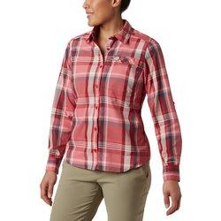 Columbia Silver Ridge™ 2.0 Plaid Long Sleeve - Women's