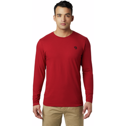 Mountain Hardwear Hardwear™ Logo Long Sleeve T - Men's