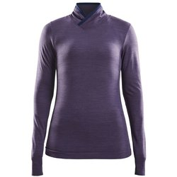 Craft Fuseknit Comfort Wrap Long Sleeve Baselayer - Women's