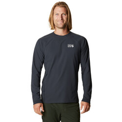 Mountain Hardwear Shade Lite Long Sleeve Crew - Men's