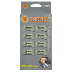 Ultimate Survival Technologies WetFire Tinder 8-Pack