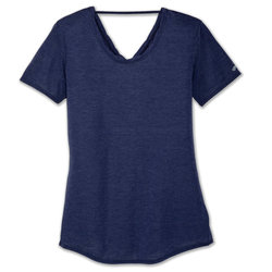 Brooks Distance Short Sleeve - Women's