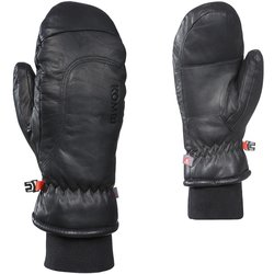 Kombi Viviane Leather Mittens - Women's