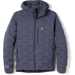 Mountain Hardwear Super DS/Stretchdown Hooded Jacket - Men's