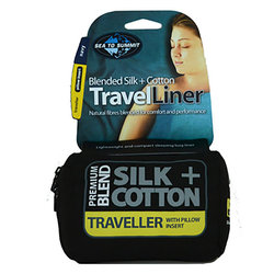 Sea to Summit Silk Cotton Blend Travel Liner