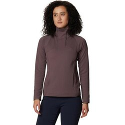 Mountain Hardwear Frostzone 1/4 Zip Midlayer Top - Women's