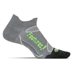 Feetures Merino Ultra Light Cushion No-Show Tab