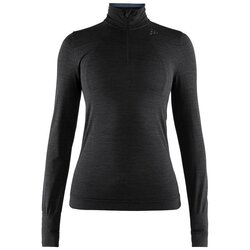 Craft Fuseknit Comfort Zip Midlayer Top - Women's
