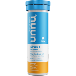 nuun Sport Hydration - Orange (10 tablets)