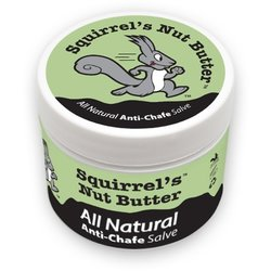 Squirrel's Nut Butter All Natural Anti-Chafe Salve Tub - 2 oz
