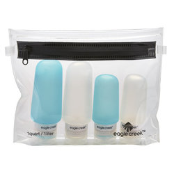 Eagle Creek Silicone Bottle Set