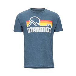 Marmot Coastal SS Tee - Men's