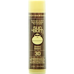 Sun Bum Sunscreen Lip Balm SPF 30 - Banana