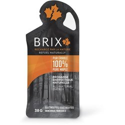 Brix Maple Syrup Energy Gel (38g)