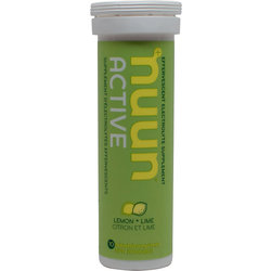 nuun Active Hydration - Lemon Lime (10 tablets)