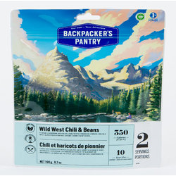 Backpacker's Pantry Wild West Chili