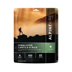 AlpineAire Himalayan Lentils and Rice