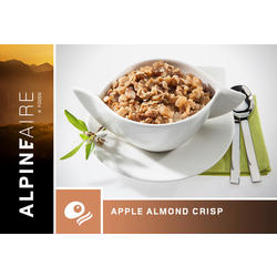 AlpineAire Apple Almond Crisp