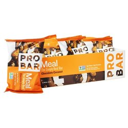 ProBar Simply Real Bar Meal - Chocolate Coconut (85g) - Box of 12