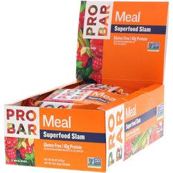 ProBar Simply Real Bar Meal - Superfood Slam (85g) - Box of 12