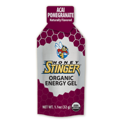 Honey Stinger Organic Energy Gel - Acai Pomegranate (37g)