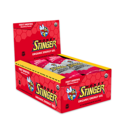 Honey Stinger Organic Energy Gel - Fruit Smoothie (37g) - Box of 24