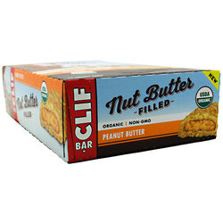 Clif CLIF BAR - Nut Butter Filled Peanut Butter (50g) - Box of 12