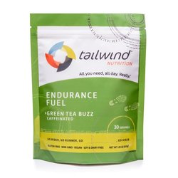 Tailwind Caffeinated Endurance Fuel - Green Tea Buzz - 30 Servings (810g)