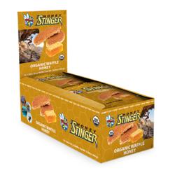Honey Stinger Organic Waffle - Honey (30g) - Box of 16