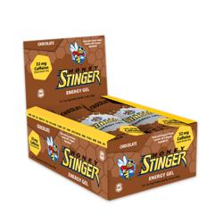 Honey Stinger Organic Energy Gel - Chocolate (37g) - Box of 24