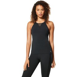 Speedo Aqua Elite High Neck Tank - Women's