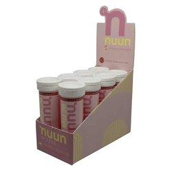 nuun Active Hydration - Strawberry Lemonade (10 tablets per tube) - Box of 8 Tubes
