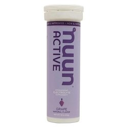 nuun Active Hydration - Grape (10 tablets)