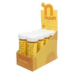 nuun Active Hydration - Orange (10 tablets per tube) - Box of 8 Tubes