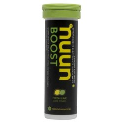nuun Boost Hydration - Fresh Lime (10 tablets per tube)
