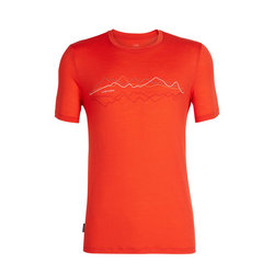Icebreaker Tech Lite Short Sleeve Crewe Icebreaker - Men's