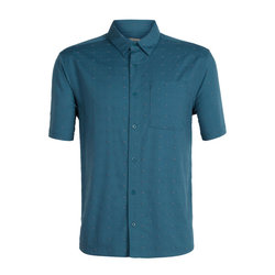 Icebreaker Cool-Lite™ Compass Short Sleeve Shirt - Men's
