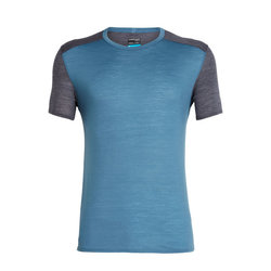 Icebreaker Amplify Short Sleeve Crewe - Men's