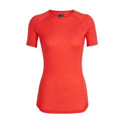 Icebreaker BodyfitZONE™ 150 Zone Short Sleeve Crewe - Women's